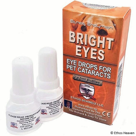 Ethos Eye Drops For Pets