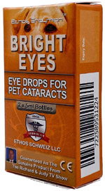 Bright Eyes Cataract Drops For Pets