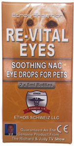 Re-Vital-Eyes NAC Eye Drops For Pets